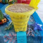 Sand Pudding! Everyone LOVED this in fact it was the only thing we did not have any leftovers off!