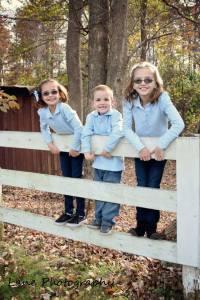 3 kids]