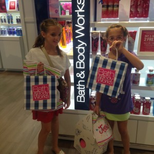 Both Kendall and Lily had to buy their own scent!
